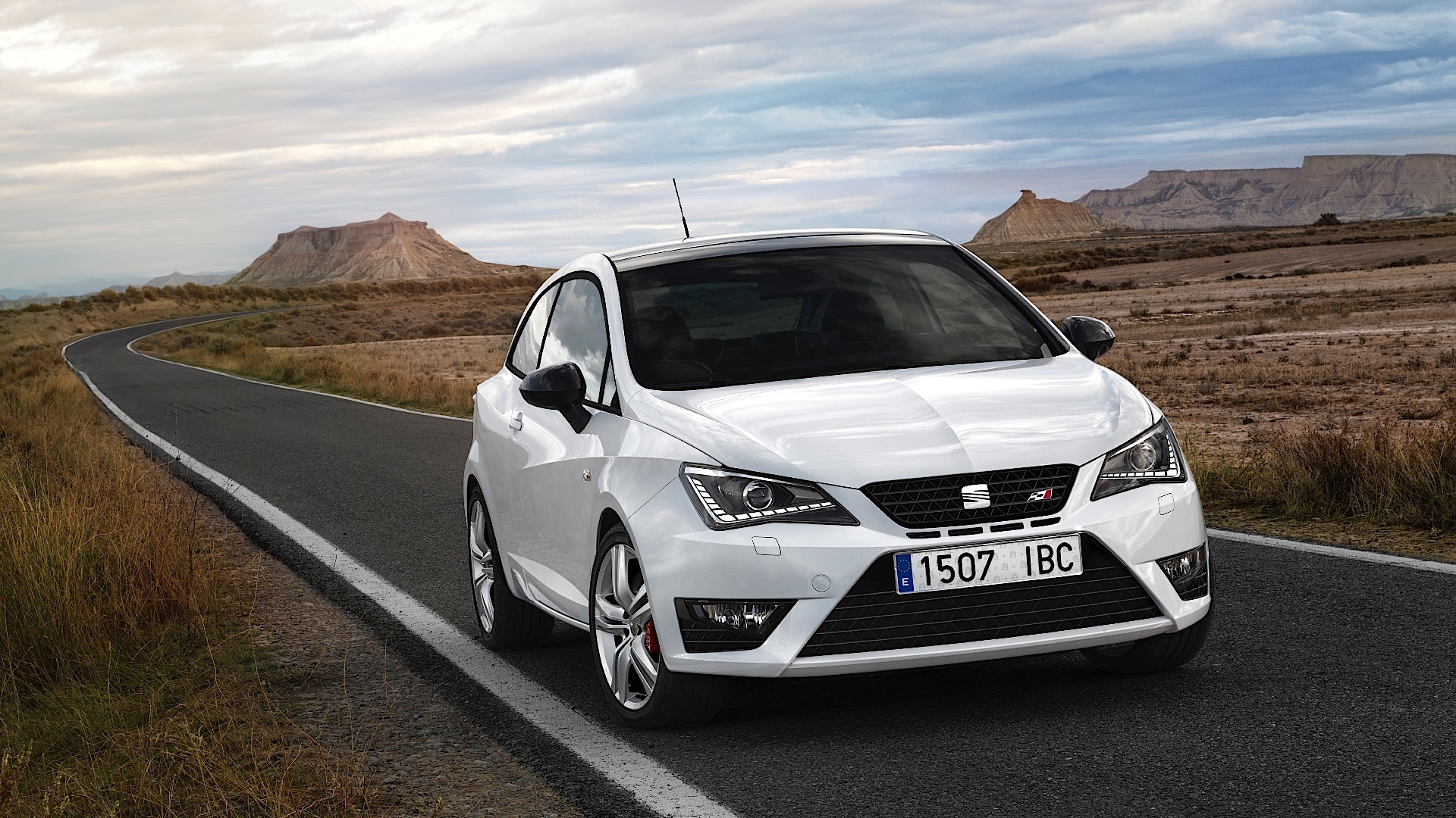 seat ibiza cupra 2012 2013 2014 2015 2016 2017. Black Bedroom Furniture Sets. Home Design Ideas