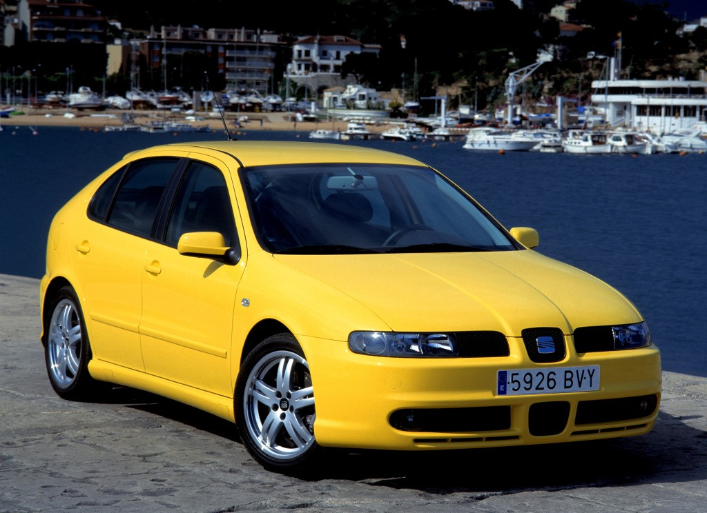 SEAT Leon Cupra 4 Specs U0026 Photos 2001 2002 Autoevolution