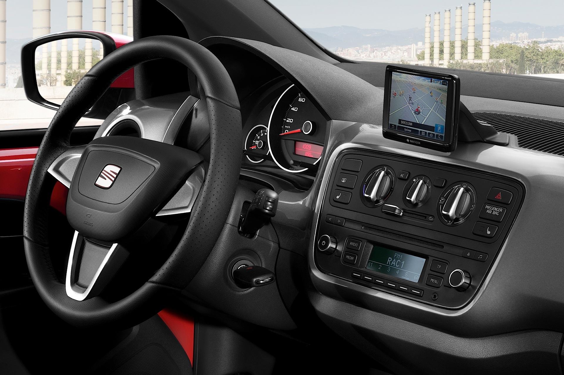 SEAT Mii 3 doors specs - 2011, 2012, 2013, 2014, 2015 ...