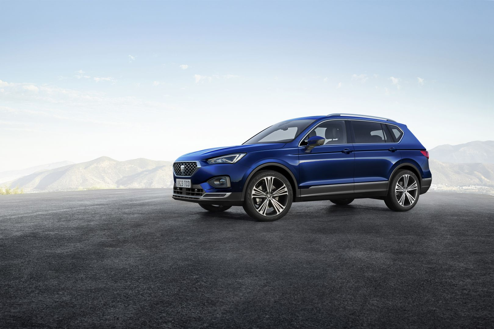 seat tarraco specs photos 2018 2019 2020 autoevolution. Black Bedroom Furniture Sets. Home Design Ideas