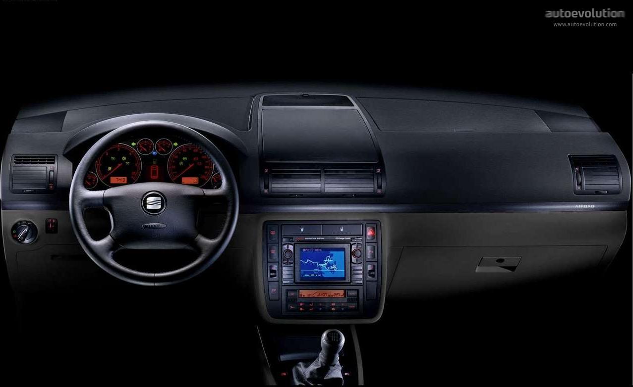 9 Seater Car >> SEAT Alhambra - 2000, 2001, 2002, 2003, 2004, 2005, 2006 ...