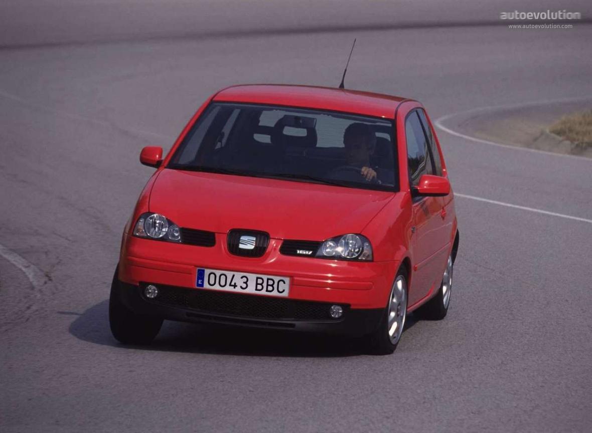 GREY TRIM SEAT AROSA 1997-2004 TAILORED CAR FLOOR MATS CARPET BLACK MAT