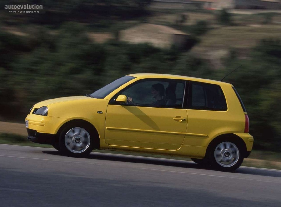 SEAT Arosa - 2001, 2002, 2003, 2004 - autoevolution