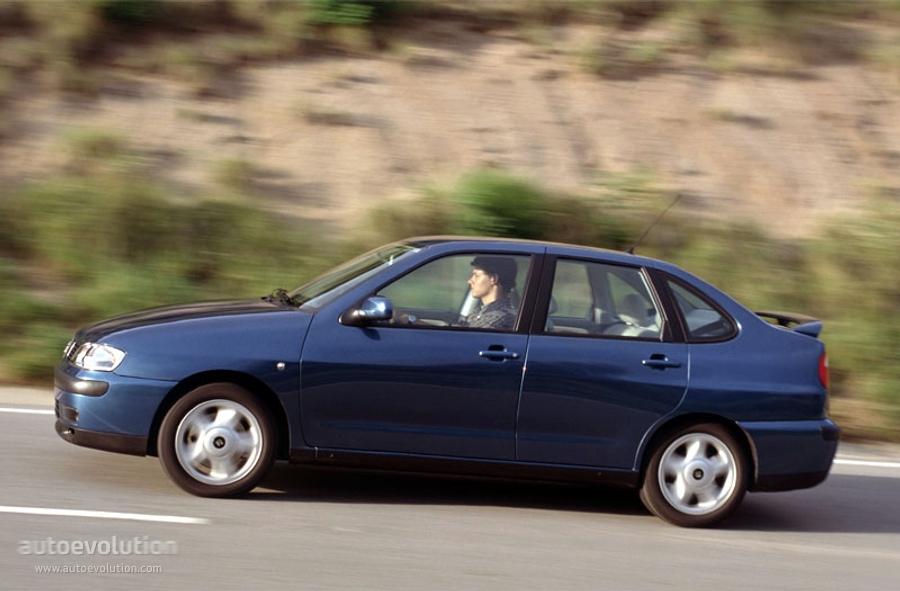 SEAT Cordoba specs 1999 2000 2001 2002 2003