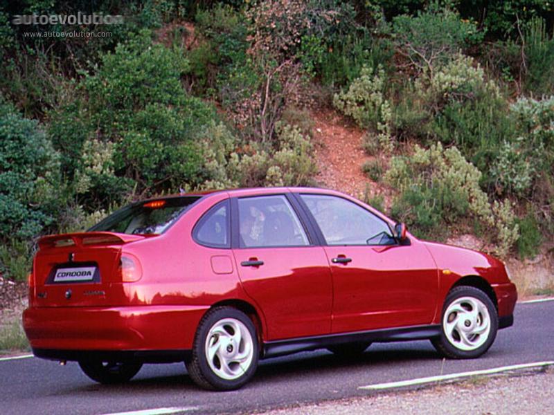 Seat Cordoba 1996 1997 1998 1999 Autoevolution