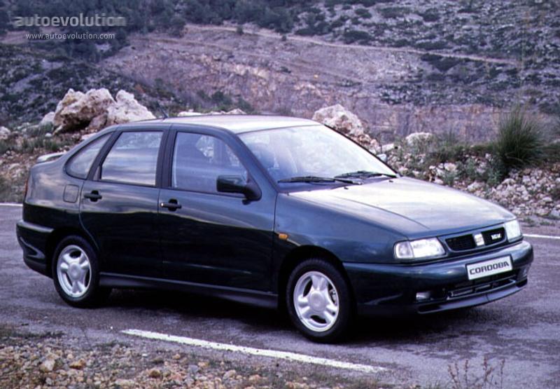 Seat Cordoba Specs 1996 1997 1998 1999 Autoevolution