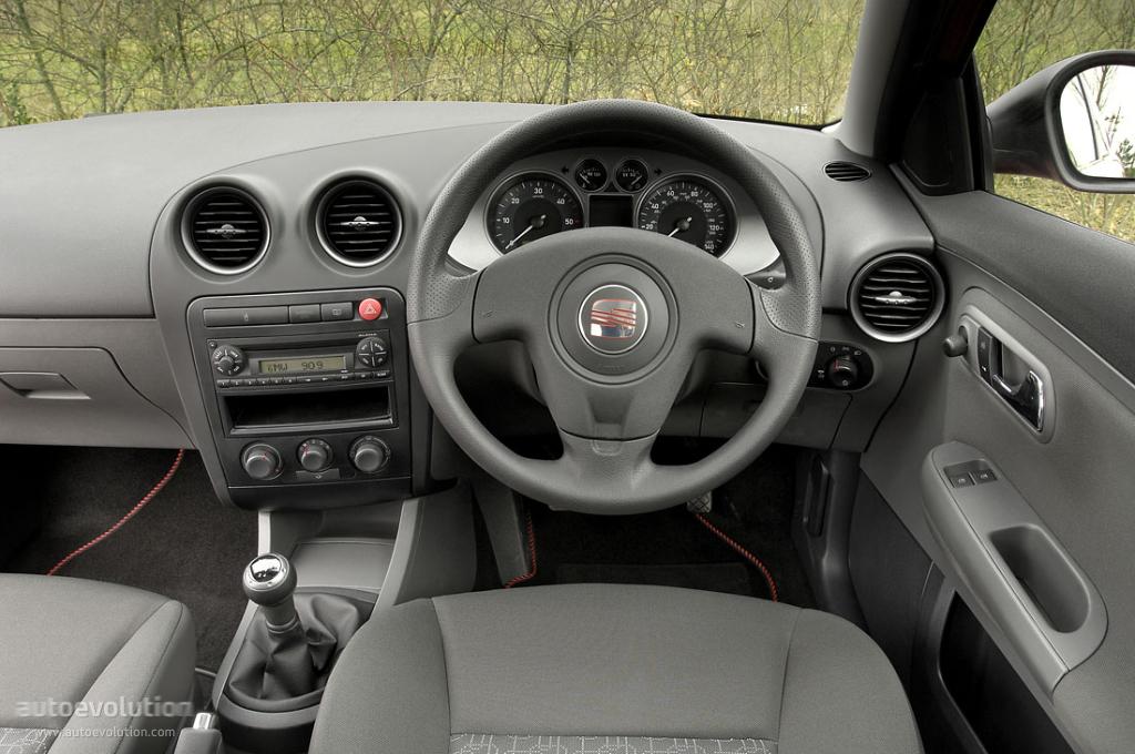 Seat Cordoba 2003 2004 2005 2006 2007 2008 2009