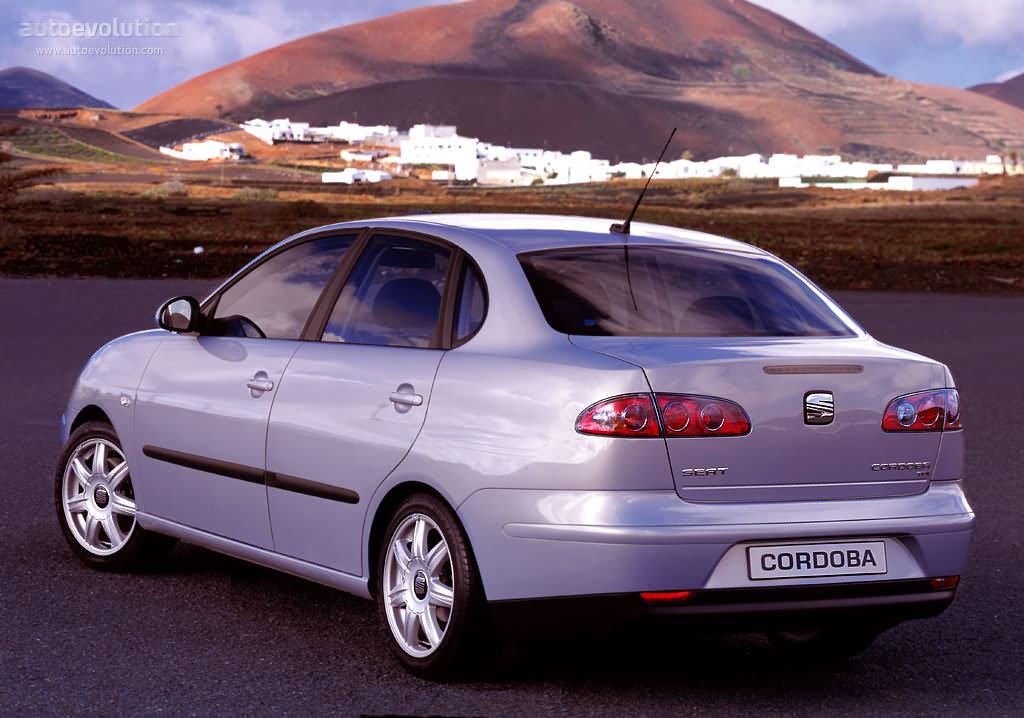 Seat Cordoba Specs  U0026 Photos