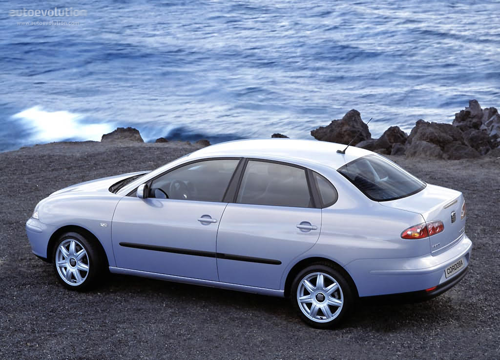 Seat Cordoba Specs 2003 2004 2005 2006 2007 2008