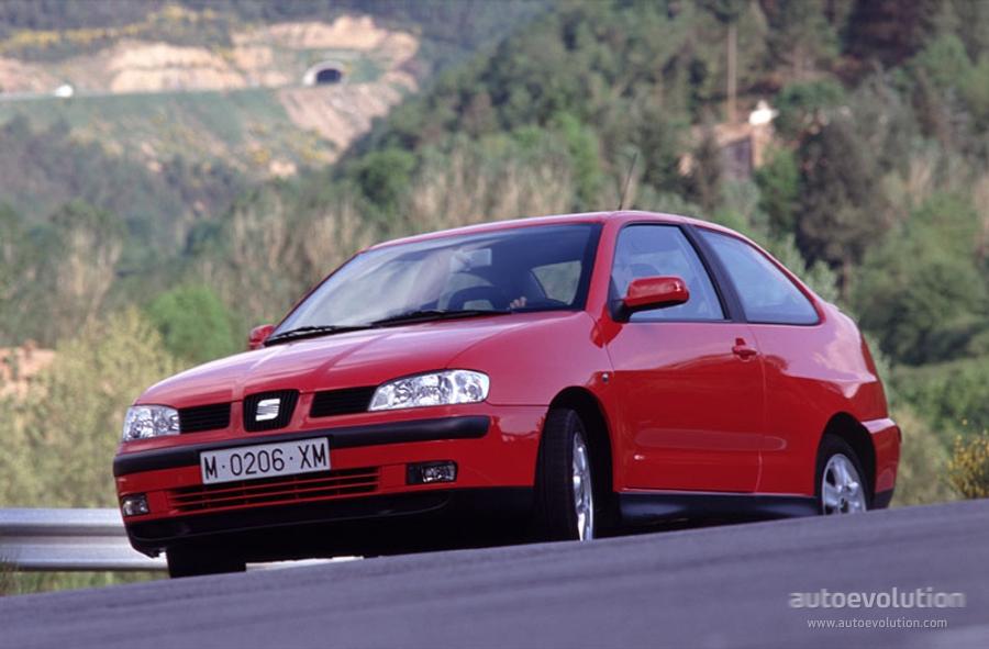 SEAT Cordoba SX - 1999, 2000, 2001, 2002, 2003 - autoevolution