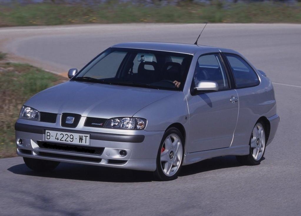 SEAT Cordoba Cupra - 2000, 2001, 2002, 2003 - autoevolution