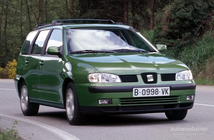 Seat Cordoba Vario Specs 1999 2000 2001 2002 2003