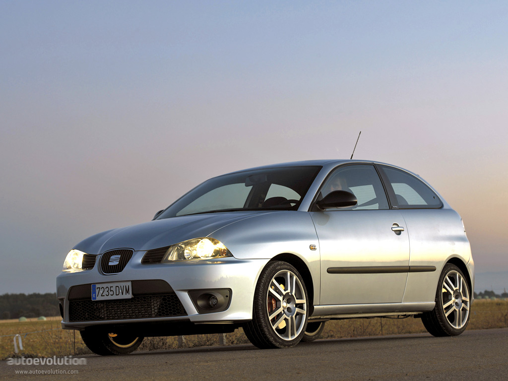 seat ibiza 3 doors specs 2006 2007 2008 autoevolution. Black Bedroom Furniture Sets. Home Design Ideas