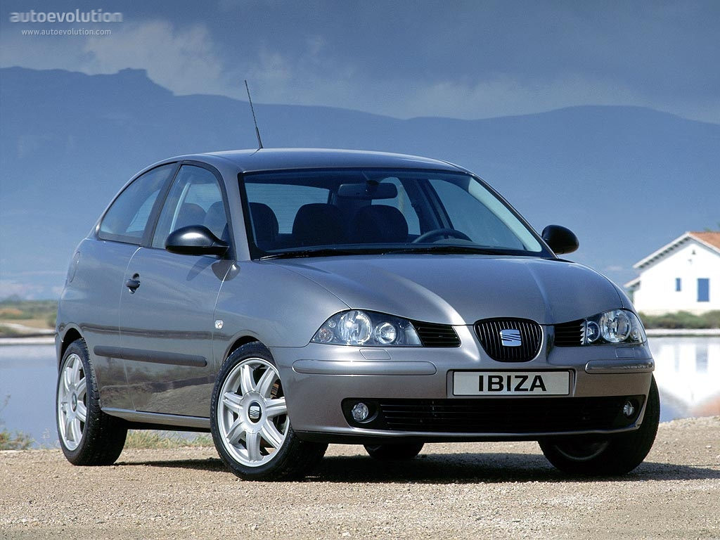 seat ibiza 3 doors specs 2002 2003 2004 2005 2006 autoevolution. Black Bedroom Furniture Sets. Home Design Ideas