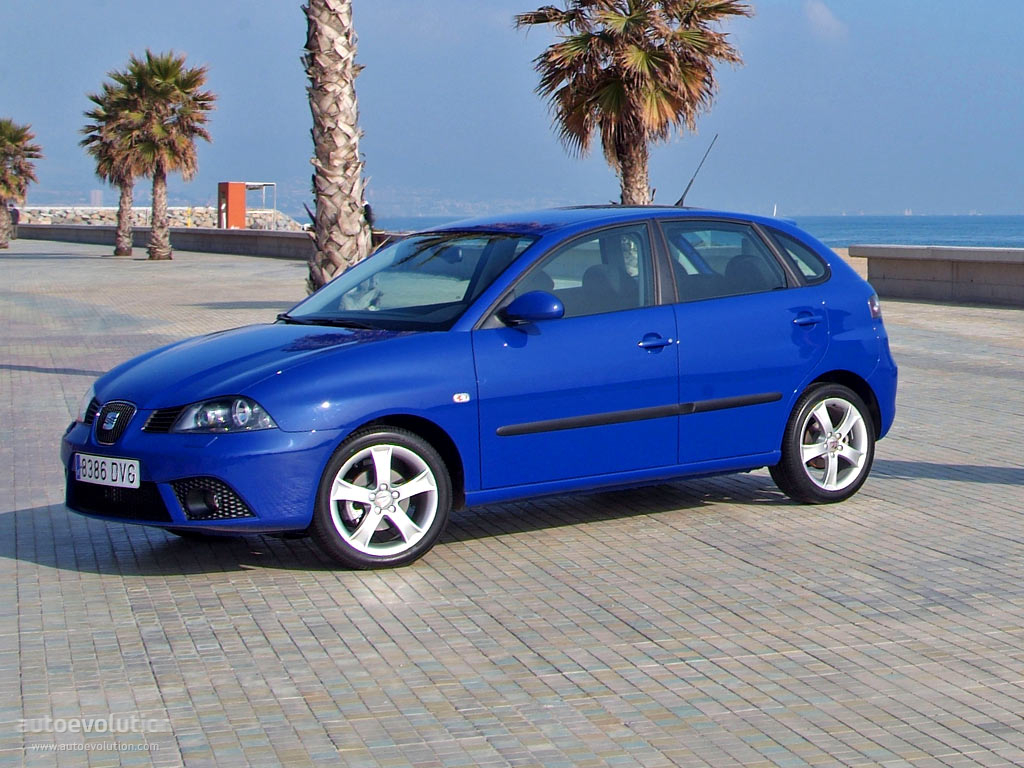 seat ibiza 5 doors specs 2006 2007 2008 autoevolution. Black Bedroom Furniture Sets. Home Design Ideas