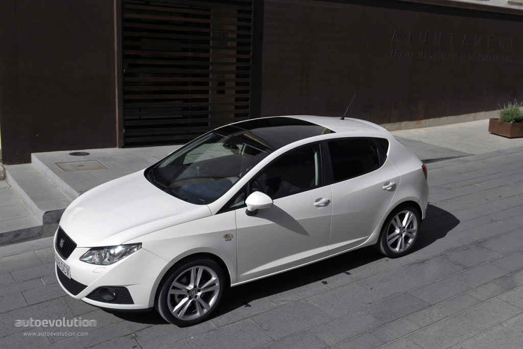 Seat Ibiza 5 Doors 2008 2009 2010 2011 2012 2013