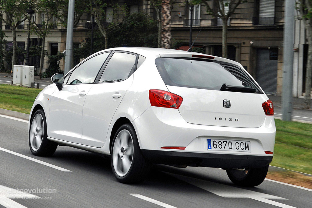 SEAT Ibiza 5 Doors specs & photos - 2008, 2009, 2010, 2011, 2012, 2013, 2014, 2015, 2016, 2017 ...