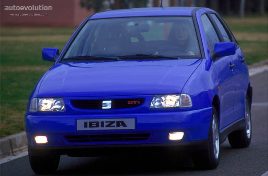 Seat Ibiza 5 Doors Specs Photos 1996 1997 1998 1999