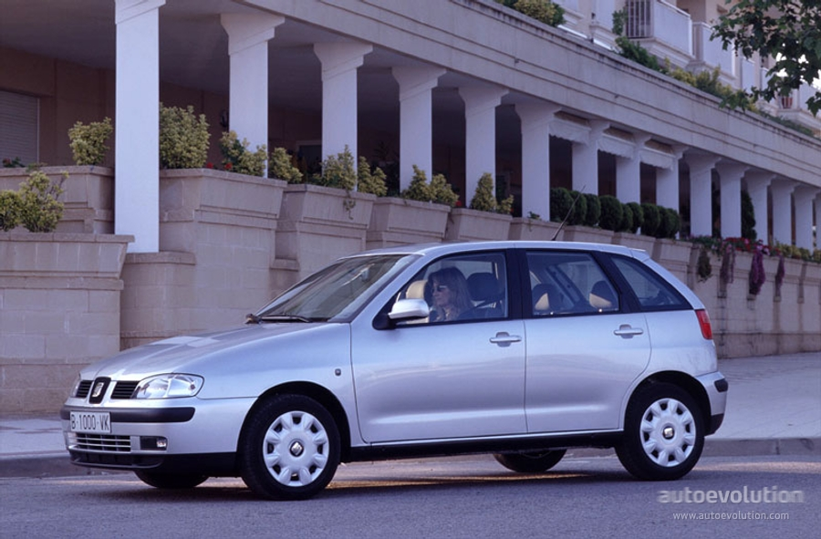 SEAT Ibiza 5 Doors specs & photos - 1999, 2000, 2001, 2002 ...