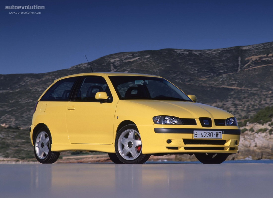 Seat ibiza cupra specs 1999 2000 2001 autoevolution for Seat ibiza cupra interior