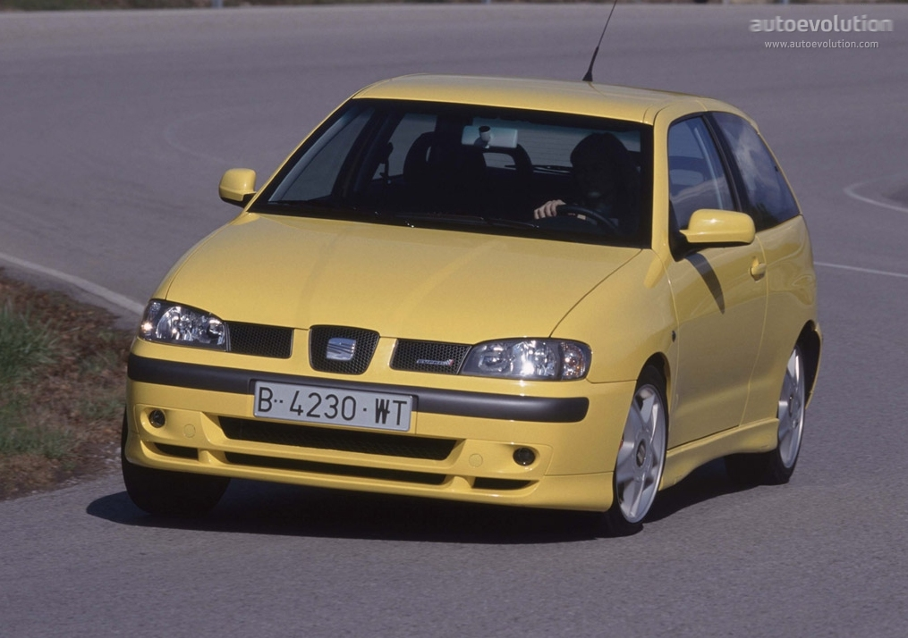 seat ibiza cupra 1999 2000 2001 autoevolution. Black Bedroom Furniture Sets. Home Design Ideas