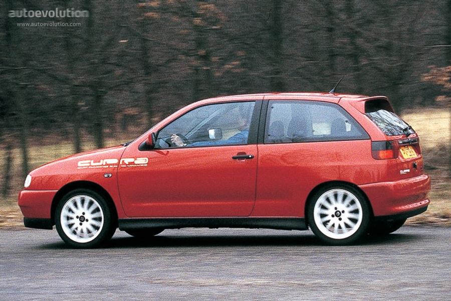 Seat Ibiza Cupra 1996 1997 1998 1999 Autoevolution