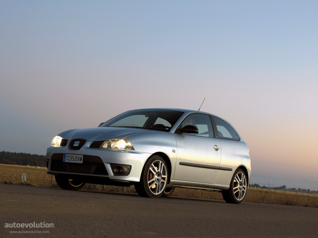 seat ibiza cupra specs photos 2006 2007 2008 2009 autoevolution. Black Bedroom Furniture Sets. Home Design Ideas