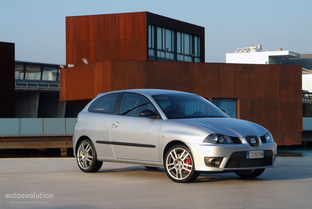 seat ibiza cupra specs & photos - 2006, 2007, 2008, 2009 - autoevolution