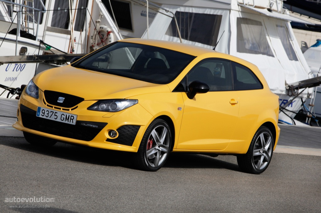 Seat Ibiza Cupra Specs Photos 2009 2010 2011 2012 Autoevolution