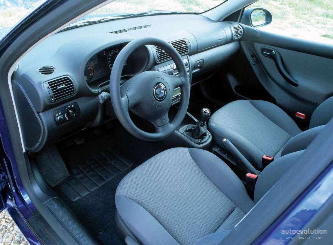 Seat leon specs 2000 2001 2002 2003 2004 2005 2006 for Interieur a3 2000