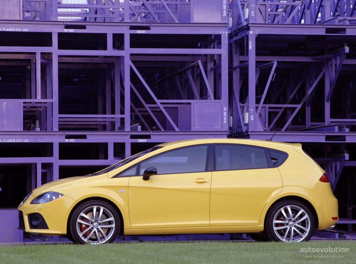 SEAT Leon Cupra specs - 2006, 2007, 2008, 2009, 2010, 2011, 2012, 2013, 2014, 2015, 2016, 2017 ...