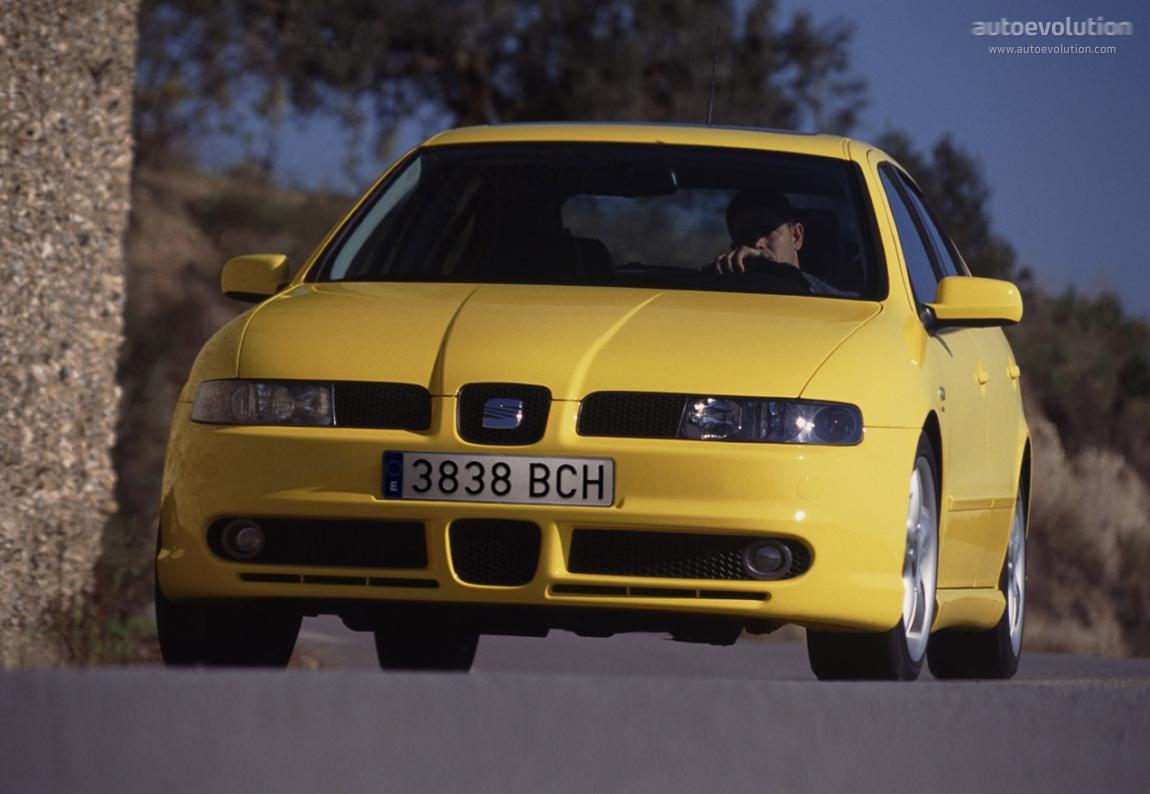 SEAT Leon Cupra 4 specs & photos - 2001, 2002 - autoevolution