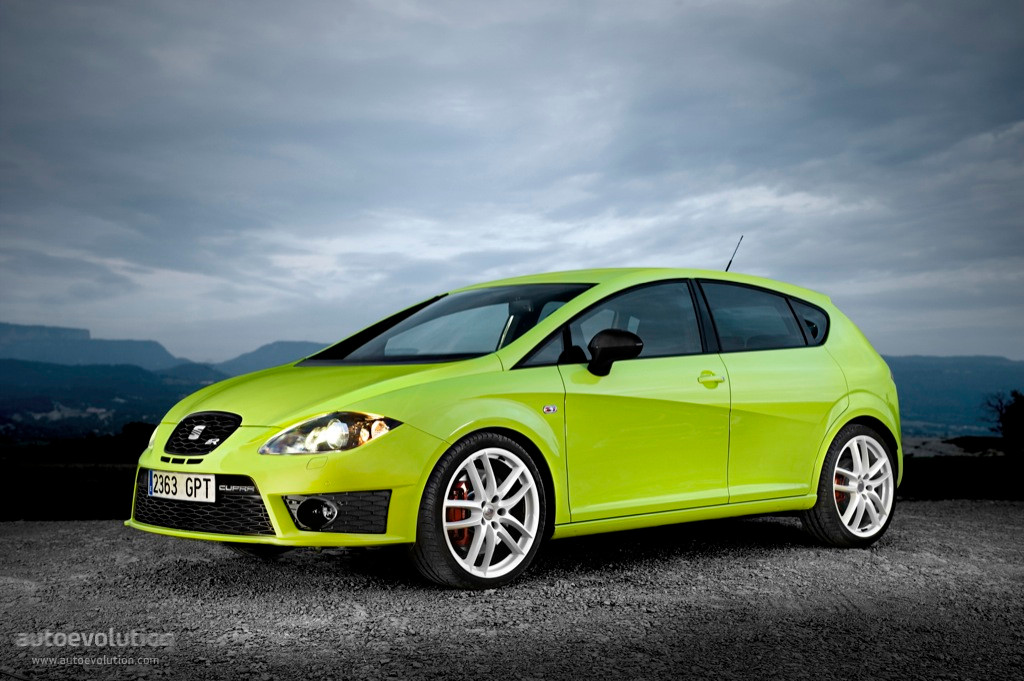 seat leon cupra r specs 2009 2010 2011 2012 autoevolution. Black Bedroom Furniture Sets. Home Design Ideas