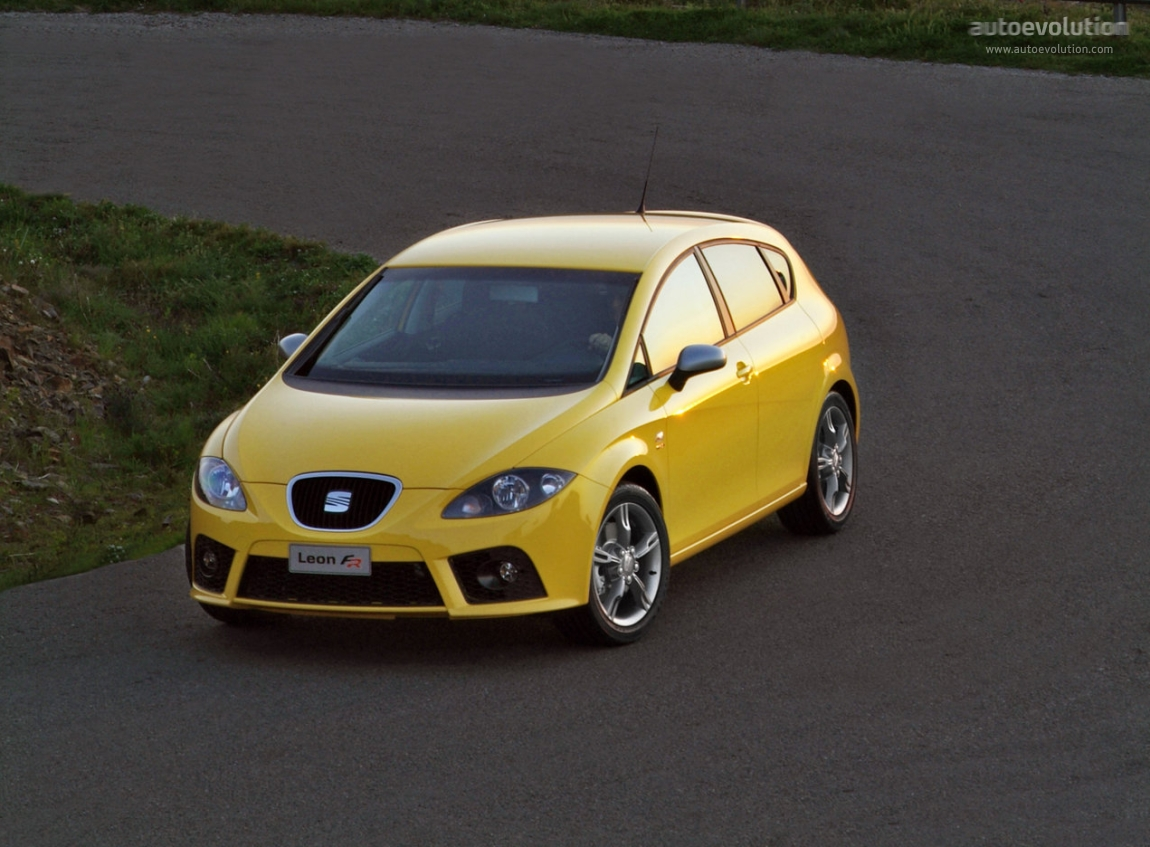 seat leon fr 2006 2007 2008 2009 2010 2011 2012 autoevolution. Black Bedroom Furniture Sets. Home Design Ideas