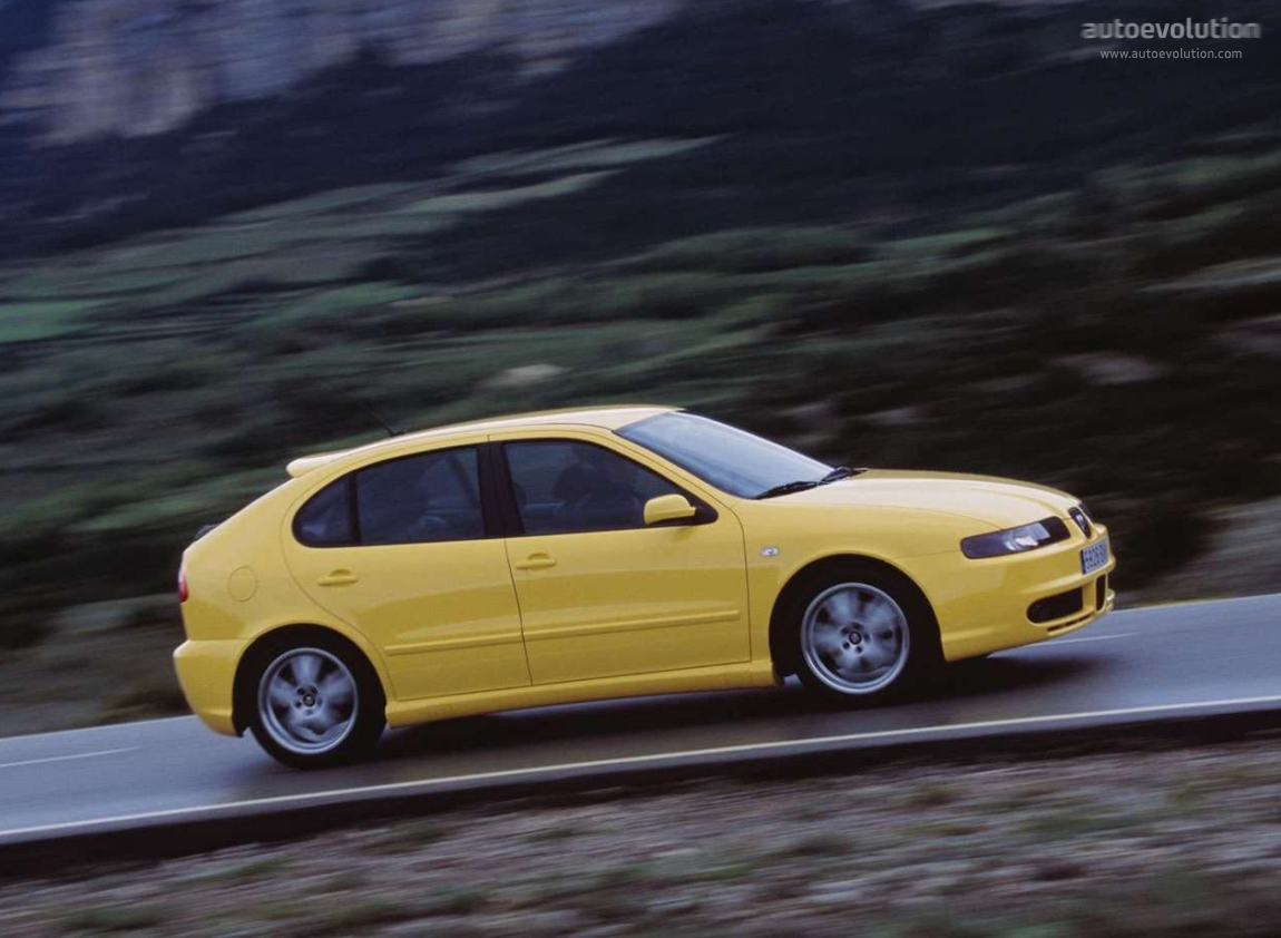 Seat Leon Fr Topsport Specs 2002 2003 2004 2005
