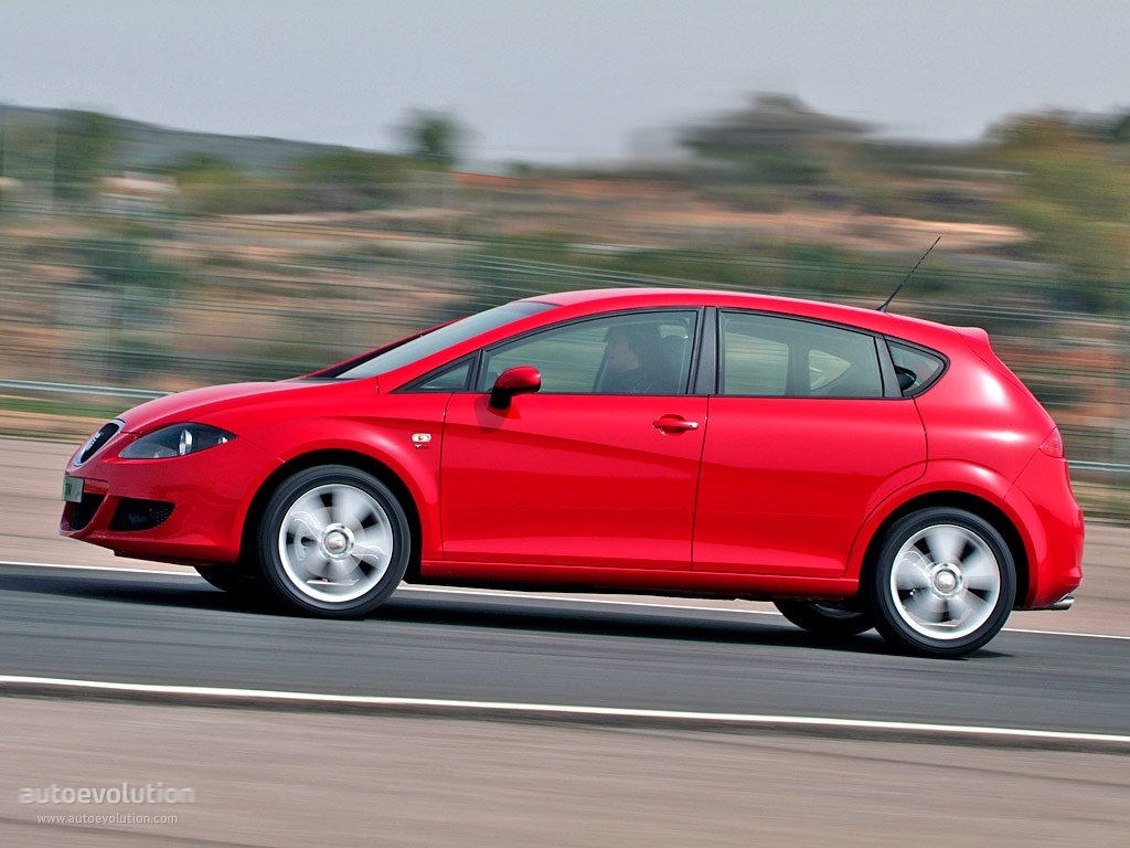 seat leon specs 2005 2006 2007 2008 2009 autoevolution. Black Bedroom Furniture Sets. Home Design Ideas
