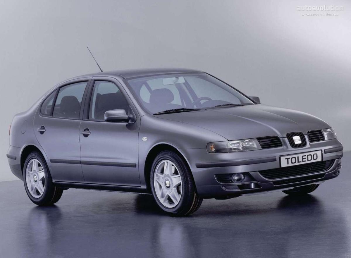 Seat Toledo 1999 2000 2001 2002 2003 2004
