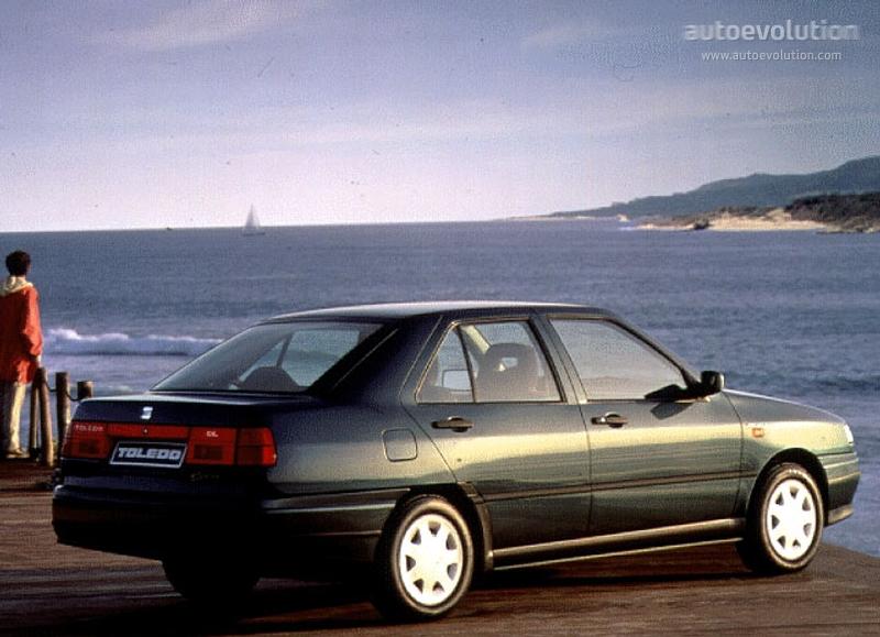 Seat Toledo Specs 1991 1992 1993 1994 1995