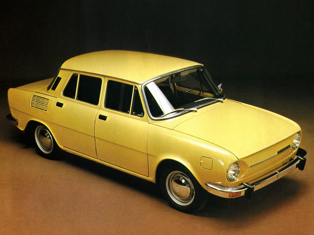 Skoda 100 110 Specs 1969 1970 1971 1972 1973 1974 1975 1976 1977 Autoevolution