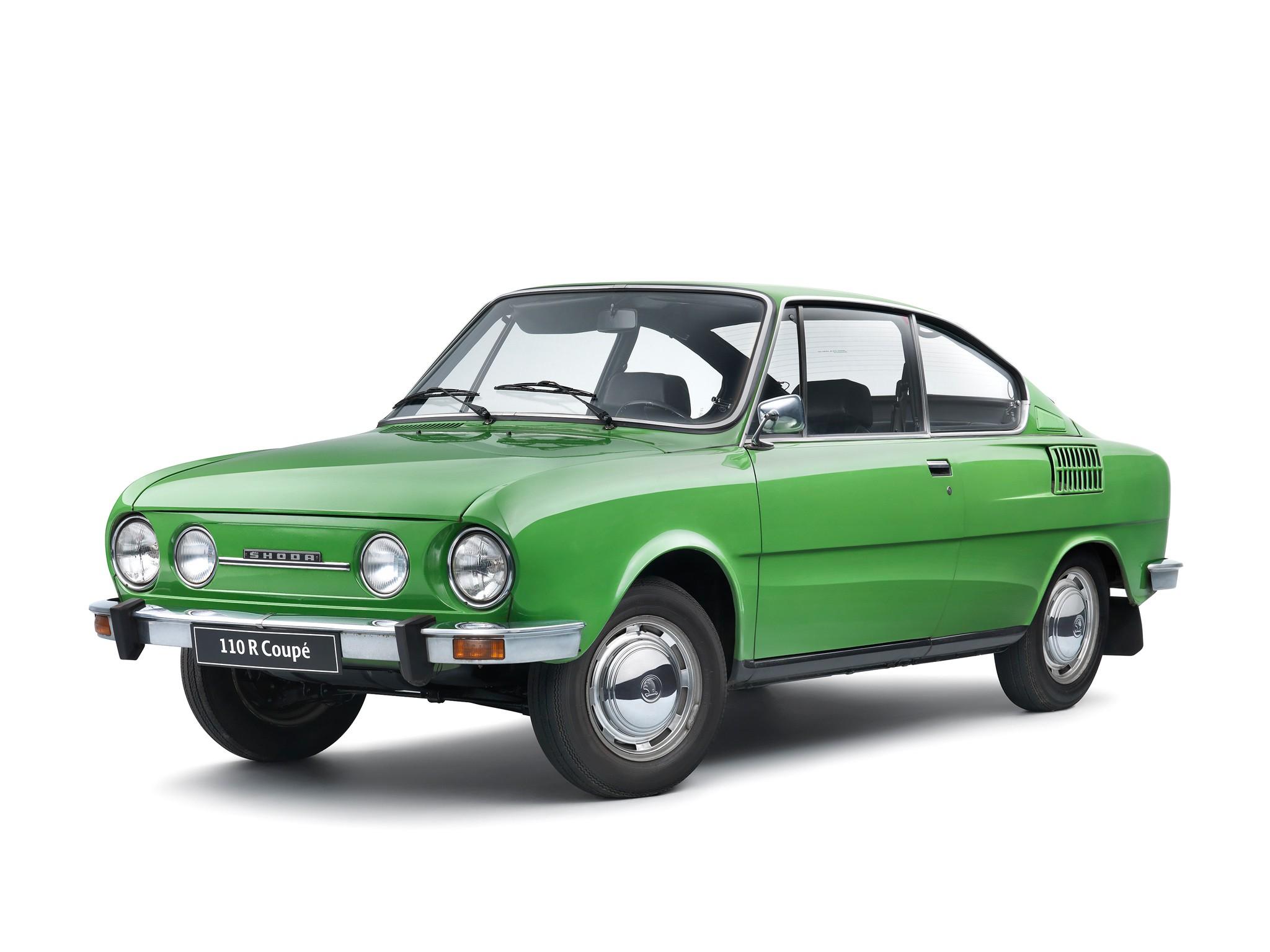 Skoda 110r Specs 1970 1971 1972 1973 1974 1975