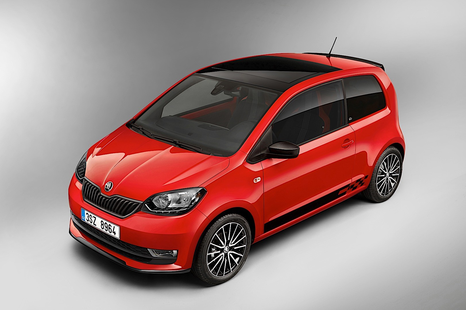 skoda citigo 3 doors specs 2017 2018 autoevolution. Black Bedroom Furniture Sets. Home Design Ideas