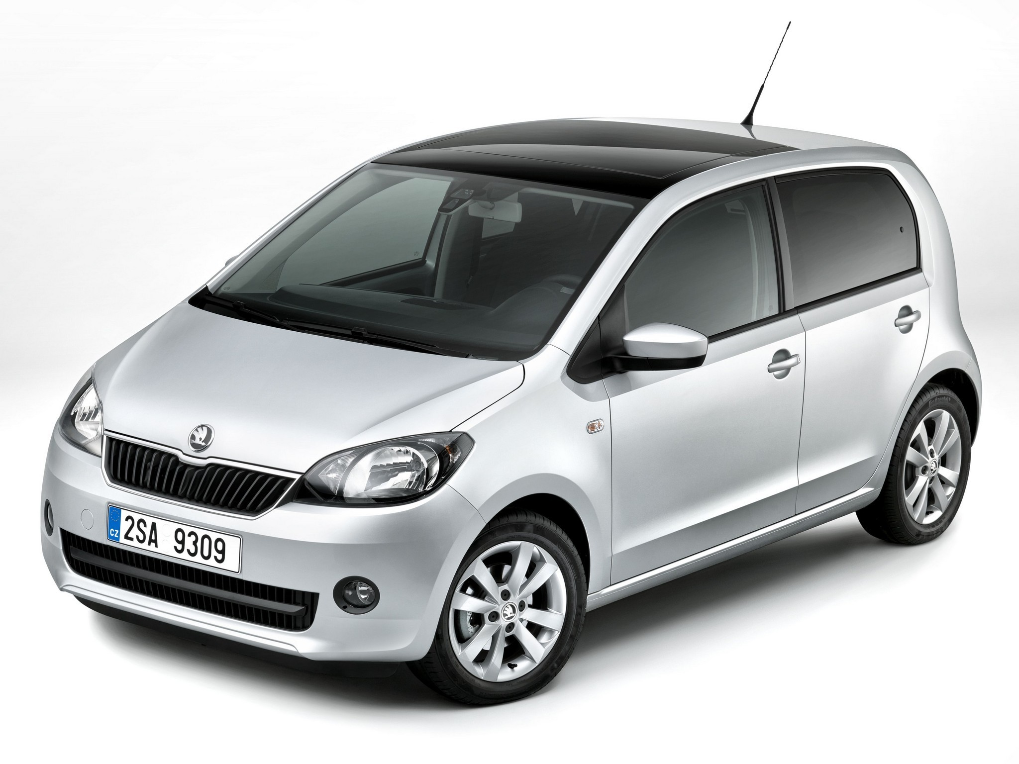 skoda citigo 5 doors specs 2012 2013 2014 2015 2016 2017 autoevolution. Black Bedroom Furniture Sets. Home Design Ideas