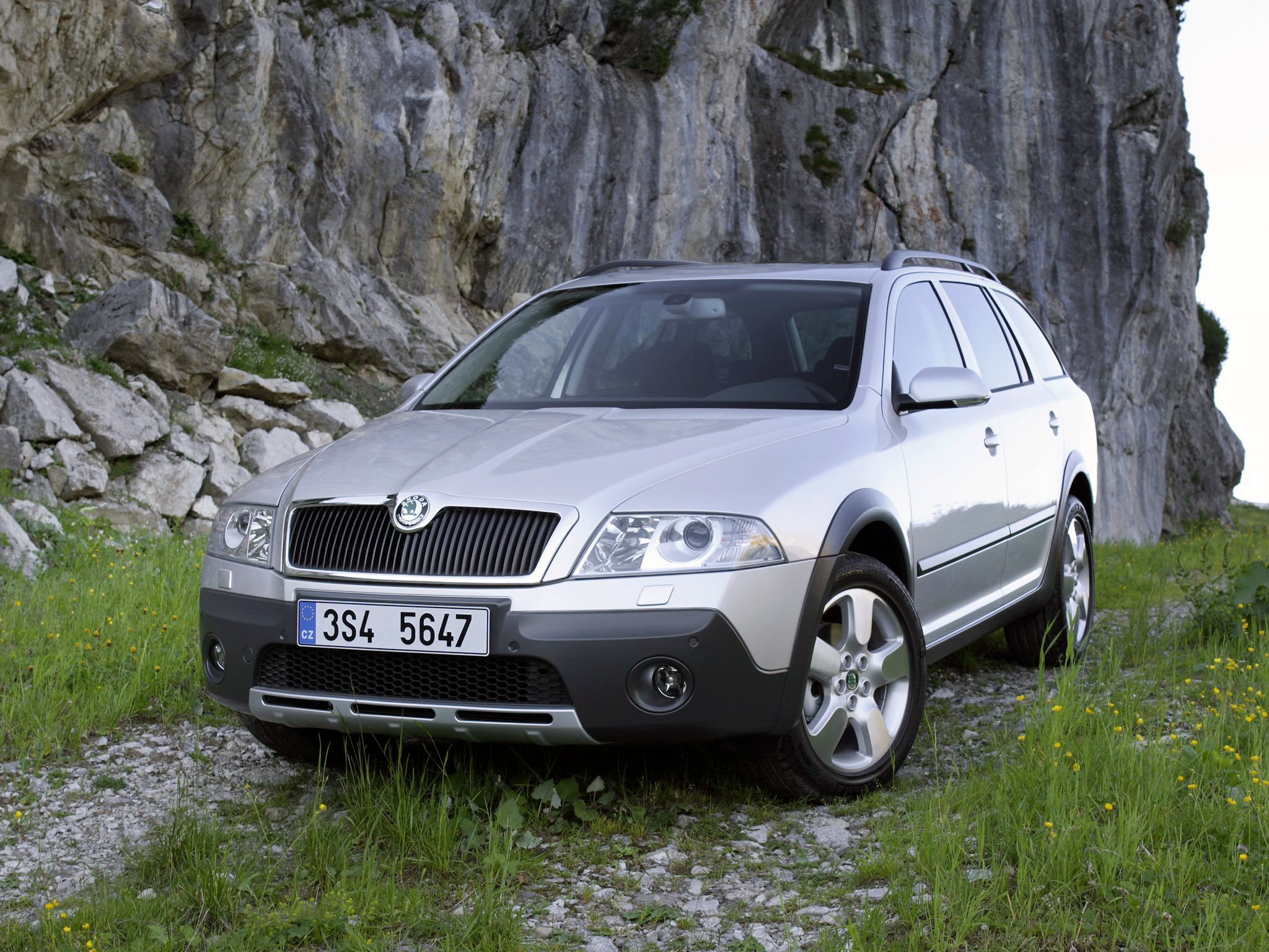 skoda octavia scout specs 2006 2007 2008 autoevolution. Black Bedroom Furniture Sets. Home Design Ideas