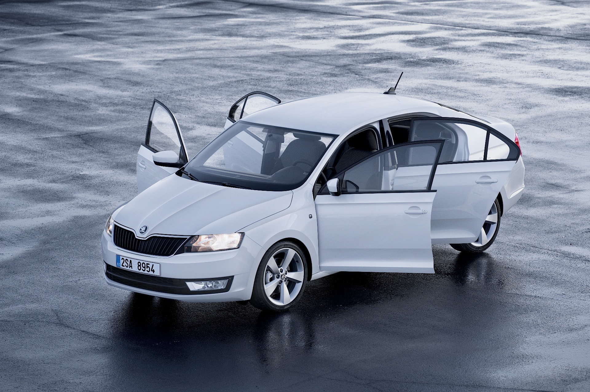 skoda rapid specs 2012 2013 2014 2015 2016 2017 2018 autoevolution. Black Bedroom Furniture Sets. Home Design Ideas