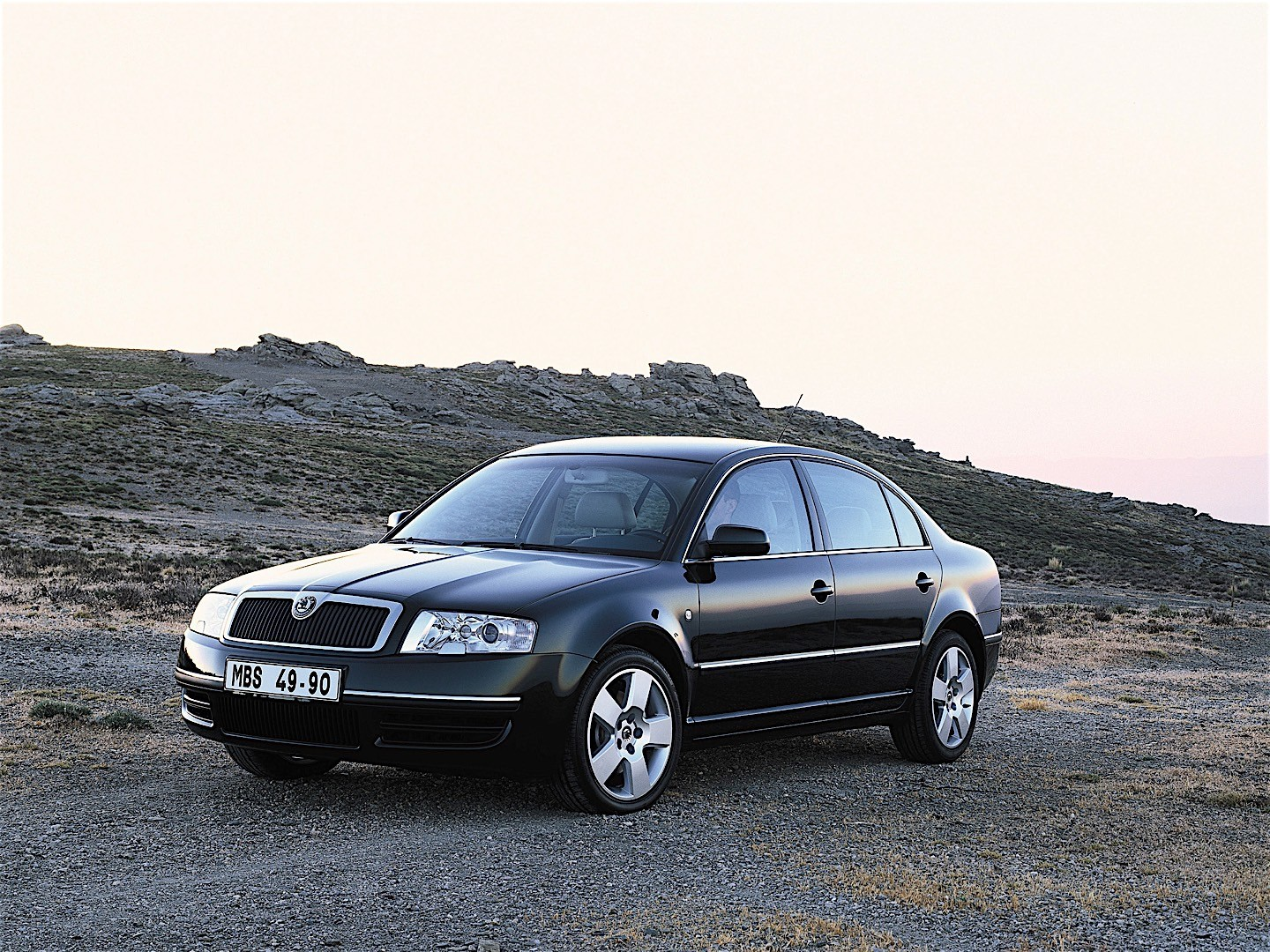 Skoda Superb 2002 2003 2004 2005 2006 Autoevolution