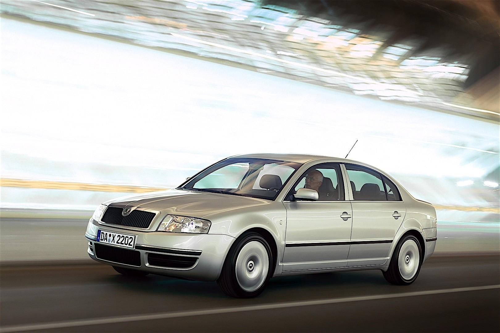 SKODA Superb - 2002, 2003, 2004, 2005, 2006 - autoevolution