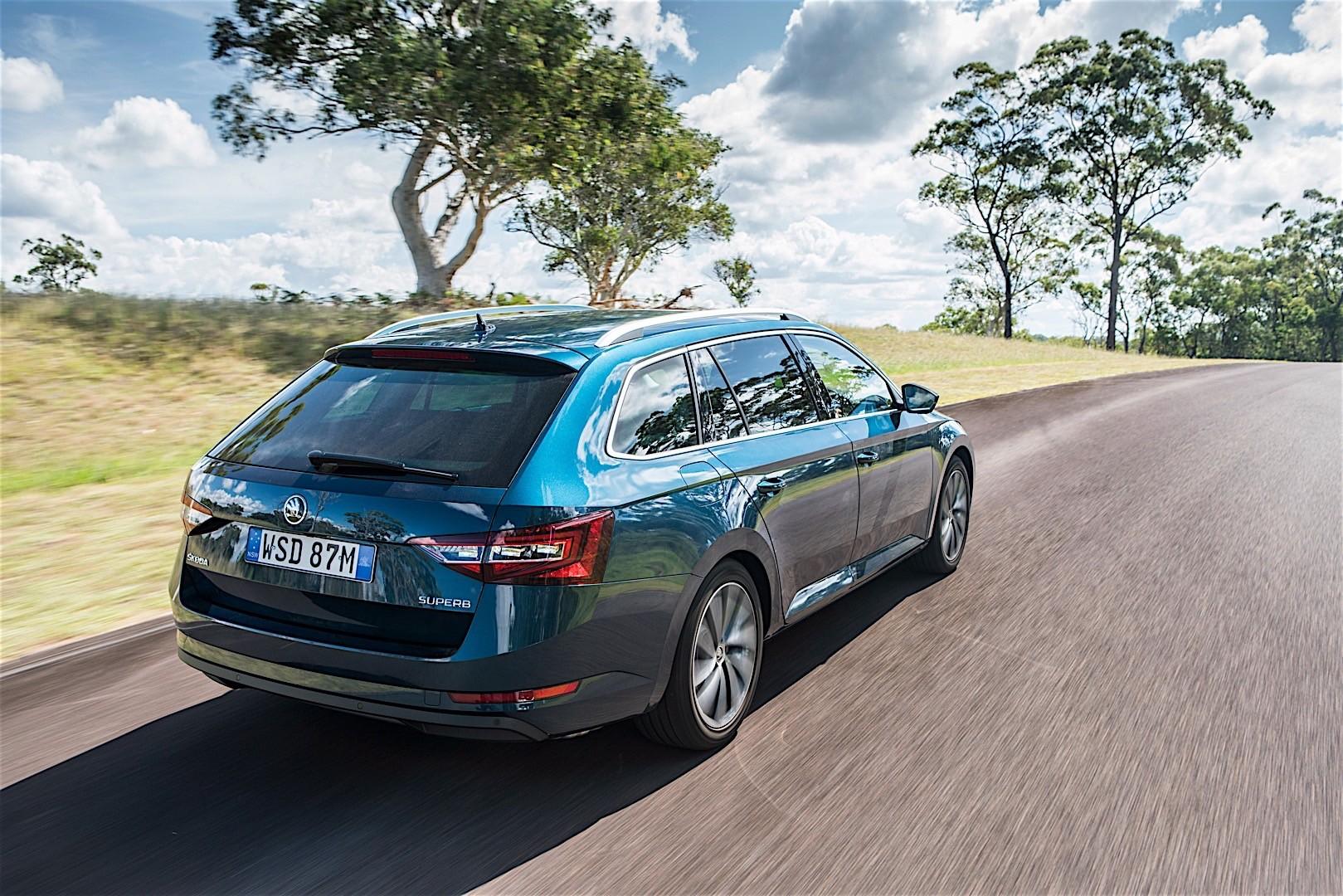 SKODA Superb bi specs 2015 2016 2017 2018 autoevol