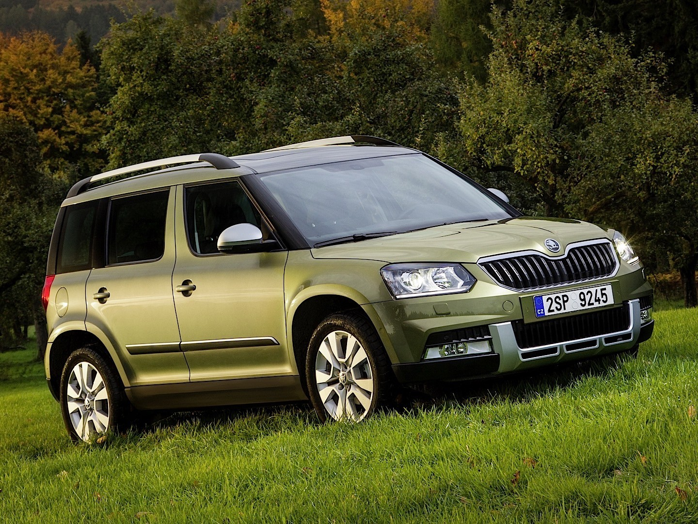 skoda yeti specs photos 2013 2014 2015 2016 2017 autoevolution. Black Bedroom Furniture Sets. Home Design Ideas