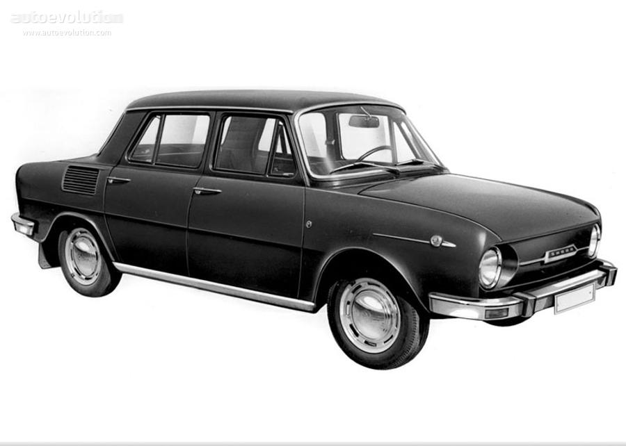 Skoda 100 110 Specs 1969 1970 1971 1972 1973 1974