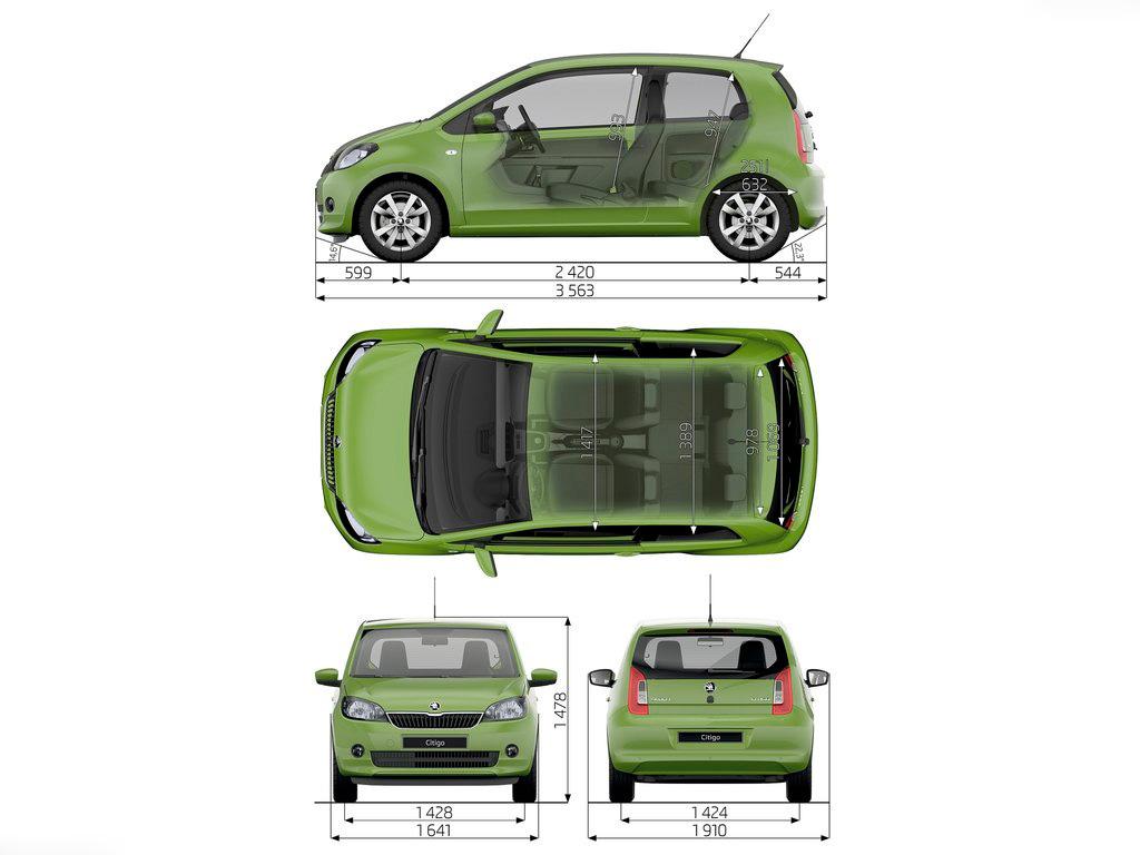 skoda citigo 3 doors specs 2011 2012 2013 2014 2015 2016 2017 autoevolution. Black Bedroom Furniture Sets. Home Design Ideas